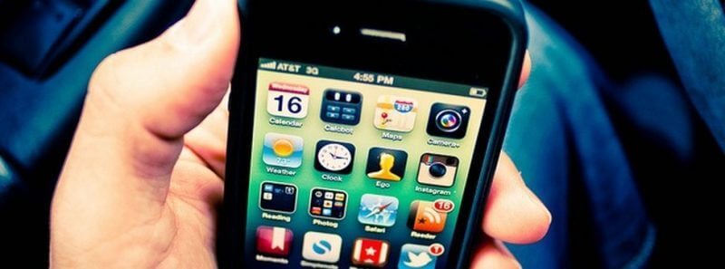 Mobile apps on the rise