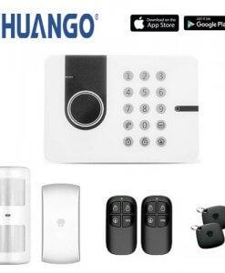 Chuango G5W (3g) 'Starter' Wireless DIY Home Security Alarm